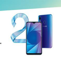 Vivo Y95 launched in India, price starts at Rs.16,990