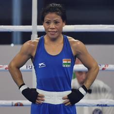Magnificent Mary Kom becomes world No 1 boxer in latest AIBA rankings