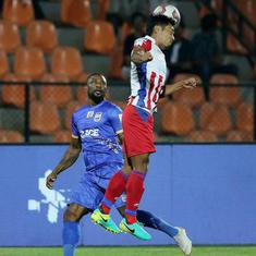 Indian Super League: Mumbai City and ATK play out goal-less snooze fest