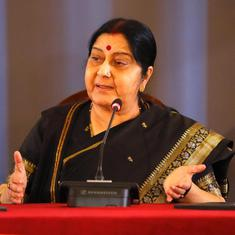 Brexit: Sushma Swaraj says migrant Indians will not face problems till process is over