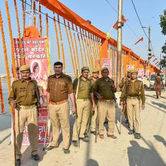The big news: Ayodhya on high alert ahead of Shiv Sena, VHP events, and nine other top stories
