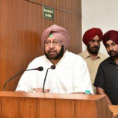 Ensure urgent resolution of farm law protests, Amarinder Singh tells Centre at NITI Aayog meeting