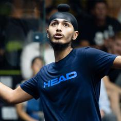 Squash: Abhay Singh's dream run in Sutton Coldfield tournament ends in final
