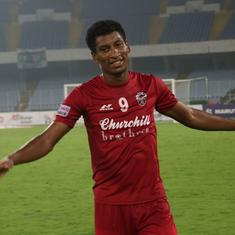 I League: Plaza's brace helps Churchill Brothers register 4-2 away win over Mohun Bagan