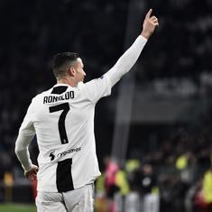 Champions League: Cristiano Ronaldo returns to Spain to face former derby rivals Atletico Madrid