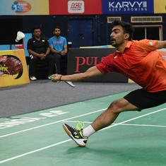 BWF World Tour Finals: Sameer Verma beats Tommy Sugiarto to bounce back from Momota loss