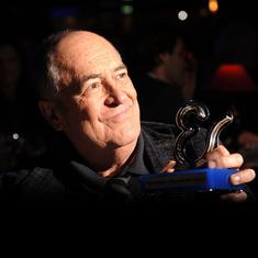 Bernardo Bertolucci, director of 'Last Tango in Paris' and 'The Last Emperor', dies at 77