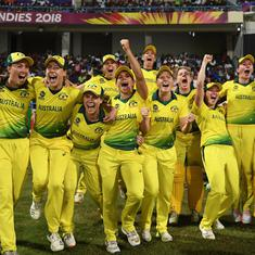 Taking a leaf out of cricket's book, Australian sports bodies pledge to close gender-pay gap