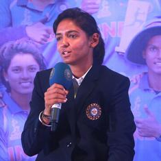 Mithali Raj, Harmanpreet Kaur meet top BCCI officials separately, coach Powar called on Wednesday