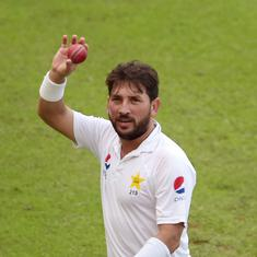 Yasir Shah's stunning 8 for 41 puts Pakistan on verge of win over New Zealand in second Test