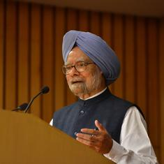 Shiv Sena asks government to take Manmohan Singh's advice on the economy seriously