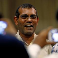 Maldives Supreme Court quashes former President Mohamed Nasheed's jail sentence