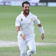 Some of best leg-spin bowling you will ever see: Coach Mickey Arthur lauds Yasir's 14-wicket haul