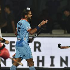 Hockey World Cup: India outplay South Africa to open campaign with a 5-0 win