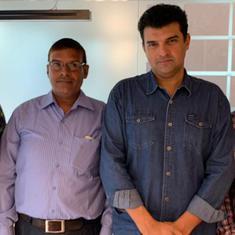 Siddharth Roy Kapur to produce film inspired by life of social worker Raja Ram 'Bhule Bhatke' Tiwari