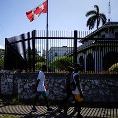 Canadian embassy worker in Cuba suffering from mystery illness