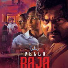 Amazon Prime Video announces first Tamil series 'Vella Raja'