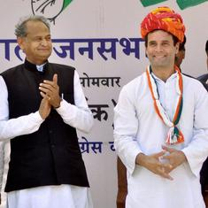 As Ashok Gehlot and Bhupesh Baghel eye key departments, their ministers remain without portfolios