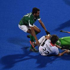 Hockey World Cup: Marco Miltkau's strike helps Germany overcome resilient Pakistan 1-0