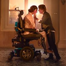 Will 'Zero' change the perception that a wheelchair is incompatible with love in the movies?