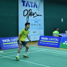 SaarLorLux Open badminton: Lakshya Sen defeats Kiran George to enter final of Super 100  event