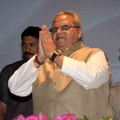 The big news: J&K governor urges parties not to believe in rumours, and nine other top stories