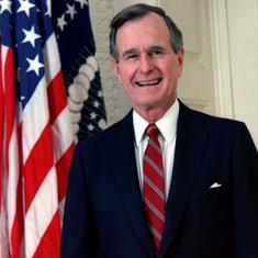 George HW Bush's conflicting legacy: A foreign policy expert who also sowed seeds of the Iraq war