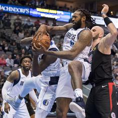 NBA: Dallas Mavericks deny Los Angeles Clippers fifth straight victory, win 114-110