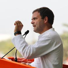Rahul Gandhi agreed there should be no alliance with Trinamool, says West Bengal Congress chief