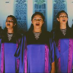 Christmas is coming, this soul-stirring version of 'Silent Night' by a Sri Lankan choir reminds us