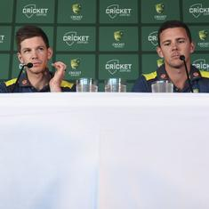 We're all sick of ball-tampering talk, says Australian captain Tim Paine