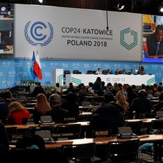 UN climate change summit: India says it is on course to achieving its targets ahead of deadline