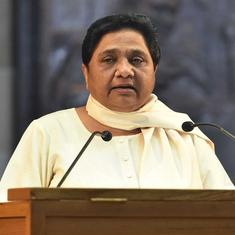 'By saying Modi is India, BJP is making the same mistake as Indira Gandhi's Congress': Mayawati