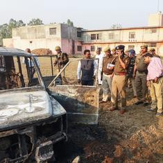 In Bulandshahr, a trail of ransacked, deserted homes as police search for mob violence accused