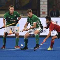 Hockey World Cup 2018: Resolute China frustrate Ireland to keep knockout hopes alive