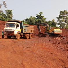 Iron ore mining is devouring Jharkhand's sal-rich Saranda forest, hurting its Adivasi residents