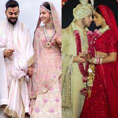 Curated to be globally Indian: From Virushka to NickYanka, a sociologist analyses Bollywood weddings