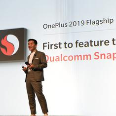 OnePlus to launch 5G phones with Snapdragon 855 SoC next year
