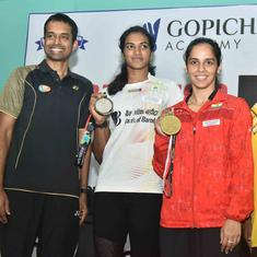 Nobody thought Saina or Sindhu would become world beaters when I began coaching them, says Gopichand