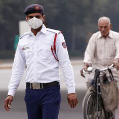 Air pollution killed 1.2 million people in India in 2017, says study