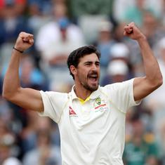 Criticism gets the best out of Starc, warns Paine as Australia pick unchanged team for Perth Test