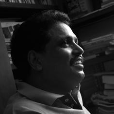 Meet Su Venkatesan, whose serialised Tamil novel 'Velpari' has crossed 100 instalments