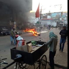 Clashes in Hazaribagh after Hindutva groups defy Section 144, stage rallies on Babri anniversary