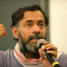 Yogendra Yadav Interview: 'A mahagathbandhan is not an answer to the BJP'