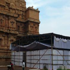 Tamil Nadu: Madras High Court issues interim stay on Art of Living event at Thanjavur temple