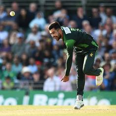 Cricket: Mohammad Amir recalled to Pakistan squad for three-match Test tour of South Africa