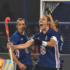 By reaching the Hockey World Cup knock out stage, France fuel their 'Ambition Hockey 2024'