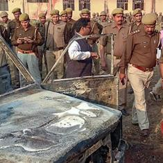 Bulandshahr violence: Four men held for killing cows two weeks ago seem to be innocent, admit police