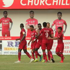 I-League preview: Churchill Brothers face Gokulam Kerala test, Indian Arrows host Real Kashmir