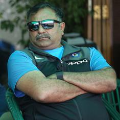 India quite sure of World Cup combination but we want to try out all our options: Bharat Arun